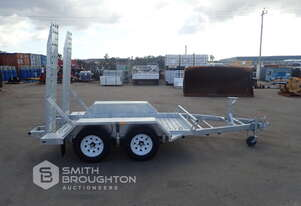 2019 SUZHOU GPS EQUIPMENT TANDEM AXLE PLANT TRAILER (UNUSED)