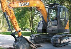 Case MIDI-EXCAVATORS CX75C SR