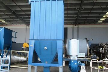 Nederman Dust Collector Bag Type