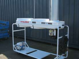 5HP Twin Bag Dust Extractor Collector - LEDA SF-005V - picture0' - Click to enlarge