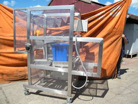 Stainless Steel Case Tipper - picture1' - Click to enlarge