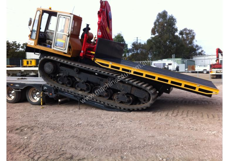 Hire Morooka Mst 2200 Tracked Carrier In Listed On