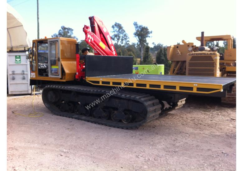 Hire Morooka Mst 2200 Tracked Carrier In Rocklea Qld
