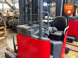 1.4T Battery Electric Sit Down Reach Truck - picture1' - Click to enlarge