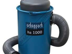 HA-1000 Dust Collector 109cfm - HPLV System 50 Litre - picture0' - Click to enlarge
