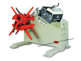 MFG Combined Decoiler/Straightener  400mm wide - picture0' - Click to enlarge