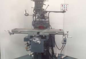 Eumega Turret Milling Machine