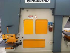 KINGSLAND MULTI 95 / HYDRAULIC SHEAR CLAMPING - picture4' - Click to enlarge