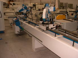 OMGA TR2B I NC - ALU Twin Mitre Saw   - picture3' - Click to enlarge