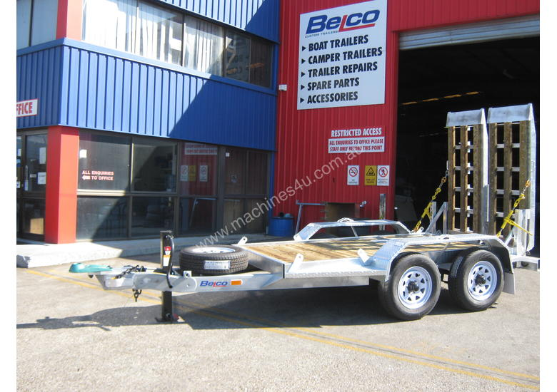 Belco Custom Plant Trailers