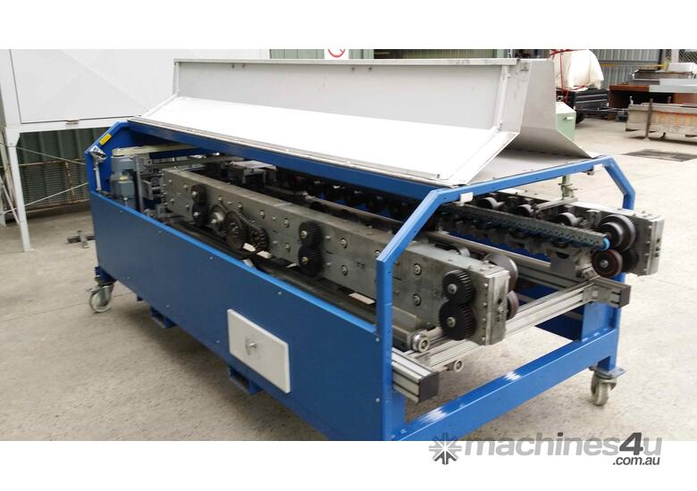 Used 2009 Schlebach Roll Forming Machine For The Cladding