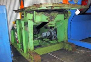 NORATAKE 8 TON WELDING POSITIONER