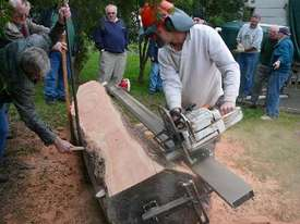 LOGOSOL Big Mill Basic - Chainsaw Mill - picture7' - Click to enlarge