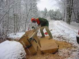 LOGOSOL Big Mill Basic - Chainsaw Mill - picture6' - Click to enlarge