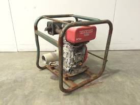 CONCRETE VIBRATING DRIVE UNIT, YANMAR DIESEL ENGIN