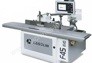 Casolin F90 & F45 Spindle Moulders