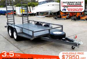 3500 KG PLANT TRAILER 1860x4000mm ATTPT