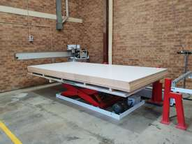 *NESTING WOODTRON 3618 RAPID AUTO LABELLING* RENT FOR LESS THAN $30 P/HOUR - picture2' - Click to enlarge