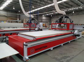 *NESTING WOODTRON 3618 RAPID AUTO LABELLING* RENT FOR LESS THAN $30 P/HOUR - picture0' - Click to enlarge