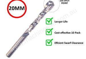 INSIZE IN0043 DRILL BIT - 20MM