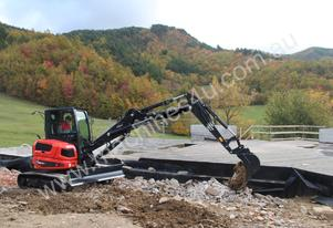 2016 ECM ES65 TR LONG REACH EXCAVATOR
