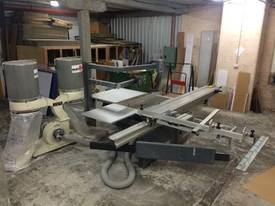 Altendorf WA80 Panel Saw with Dust Extractor