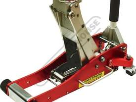 ARMARJ2000 Professional Hydraulic Trolley Jack - Alloy 2000kg (2 Tonne) Racing Jack 97 ~ 490mm Lift  - picture2' - Click to enlarge