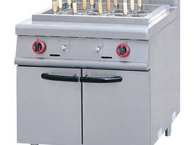 JZH-TM-9 - Electric Pasta Cooker With Cabinet