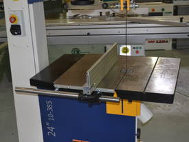 Heavy duty bandsaw 10-385 - picture9' - Click to enlarge
