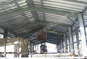 Corrugated Iron 25mtr x 7.5mtr x 10mtrs Shed