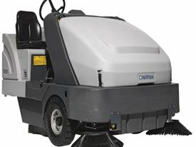 Nilfisk Ride On Diesel Sweeper SR1601  - picture4' - Click to enlarge