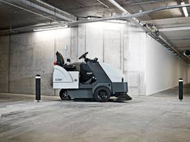 Nilfisk Ride On Diesel Sweeper SR1601  - picture2' - Click to enlarge