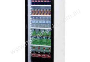 Bromic GM0300-LED-ECO Flat Glass Door 290L LED Display Chiller