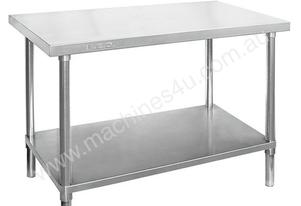 F.E.D. WB7-0600/A Stainless Steel Workbench