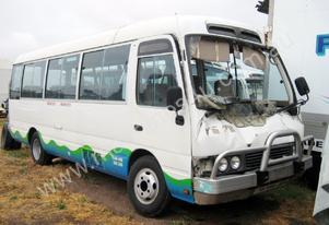 1995 Toyota Coaster 50 Series HZB50R Now Wrecking