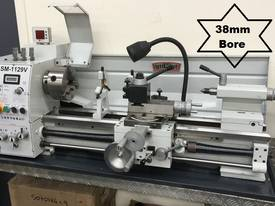 New! 38mm Bore, 750mm Bed * 2 Axis DRO
