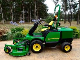 John Deere F1435 Diesel Out Front Ride on mower