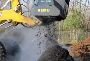 REMU EP 3150 EXCAVATOR SCREENING BUCKET (4T)