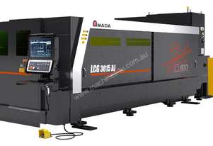 Amada LCG AJ 6kw Fiber Laser - High speed & huge processing range