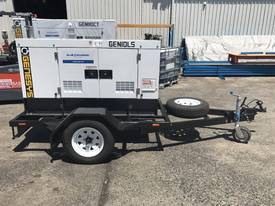10 KVA Blue Diamond Generator 240V Kubota - picture2' - Click to enlarge