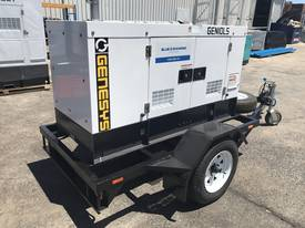 10 KVA Blue Diamond Generator 240V Kubota - picture3' - Click to enlarge