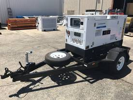 10 KVA Blue Diamond Generator 240V Kubota - picture4' - Click to enlarge