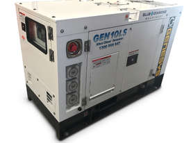 10 KVA Blue Diamond Generator 240V Kubota - picture9' - Click to enlarge