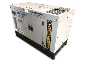 10 KVA Blue Diamond Generator 240V Kubota - picture11' - Click to enlarge