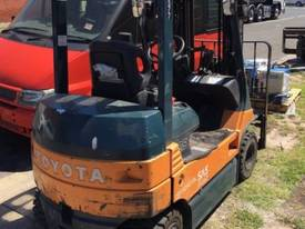 Used Toyota 7FB25 electric forklift - picture0' - Click to enlarge