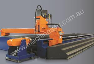 Table type pipe & plate cutting mac