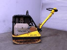 used wacker neuson dpu6055 plate compactor in welshpool. Black Bedroom Furniture Sets. Home Design Ideas