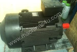 110kw 4 Pole 415v Tema AC Electric Motor