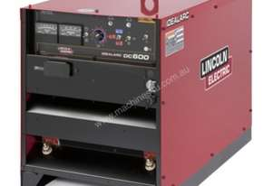Lincoln Electric Idealarc DC600 Multi-Process