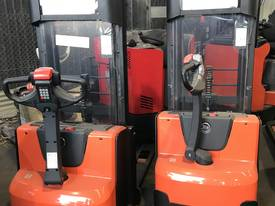 New Toyota BT SWE140 Pedestrian Stacker Truck - picture0' - Click to enlarge